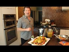 Braised Chicken in the Power Pressure Cooker XL - Step by Step Instructions - YouTube