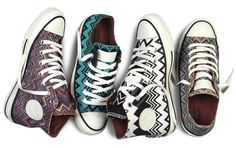 Converse x Missoni | A PIECE of TOAST // Lifestyle + Fashion Blog // Dallas