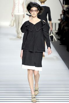 Fendi Spring 2012 Ready-to-Wear