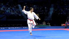 Interview to Luca Valdesi, Silver Medallist Karate Kata