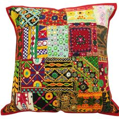 Free Shipping Handmade PatchWork Embroidered by RajasthanRoyals