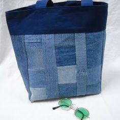 Reversible Bookbag Tote
