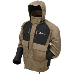 Firebelly Toadz Jacket Black-Stone - X-Large