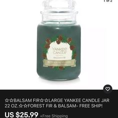 Big Candles, Candles For Sale, Christmas Jars, Christmas Holidays, Prices Candles, Yankee Candle Jars, Candle Store, Fall Food, Summer Food