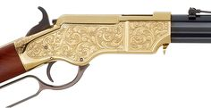 Henry Original Deluxe Engraved Rifle