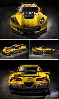 Corvette C7.R to be raced at the Rolex 24 at Daytona this January