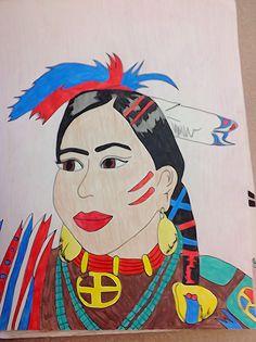 Preschool Crafts, Indian Art, Art Projects, Art Ideas, Princess Zelda, Culture, Fictional Characters, Indian Artwork, Indian Paintings