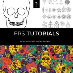 How to Design a Mexican Skull