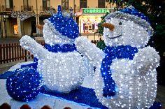 Palencia    White Blanco Winter Invierno  Snow Nieve  Christmas Snowmen Ángeles Antolin Hoyos