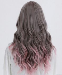 Pink Ombre Ends
