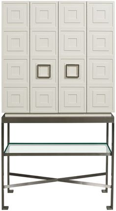39 w x 19d x 70h Vanguard Furniture - Our Products - W717BC Knickerboker Bar Cabinet