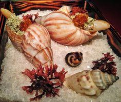 edible sand. Ferran Adria