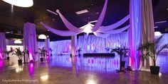 Carnegie Salon at 200 Peachtree. Event venue in downtown Atlanta, GA.