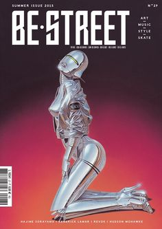 Be Street's 29th issue featuring Kendrick Lamar, REVOK, Hudson Mohawke…