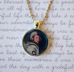These are perfect gifts for military families, or for someone missing a loved one, and gives them a way to keep that person close to their heart. It