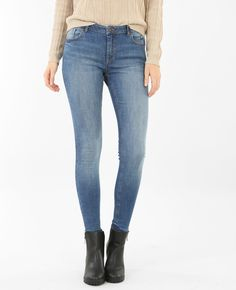 Skinny taille moyenne