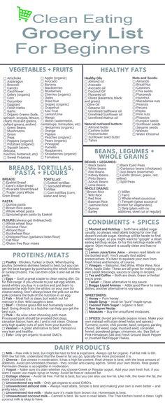 [Print Ready] - Eat clean on a budget menu and The first benefit of the clean eating grocery list is -Clean Eating Grocery List. [Print Ready] - Eat clean on a budget menu and The first benefit of the clean eating grocery list is - Healthy Oils, Healthy Food List, Healthy Fruits, Clean Eating Grocery List, Clean Eating Recipes, Clean Eating Snacks, Eating Healthy, Health Grocery List, Grocery List Healthy