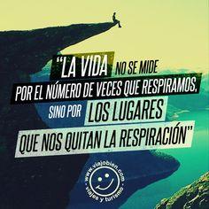 #frases #viajes #life #travel http://www.argentinaexchange.com/