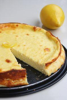 Dolce di #ricotta, #limone e #zenzero dal blog L'Albero della Carambola http://lalberodellacarambola.blogspot.it/2012/06/dolce-di-ricotta-limone-e-zenzero.html