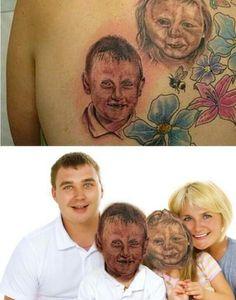 Best realistic tattoo I've seen.