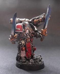 40k - Grey Knights Techmarine