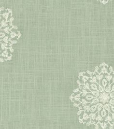 Upholstery Fabric-Waverly Estrella Mist at Joann.com 45.00 sale