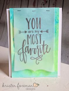 March 2014 Release: Introducing My Favorite + Giveaway!