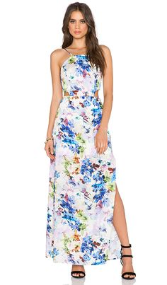 d1f8a1a5d6fe #9 Floral Maxi Dress, Revolve Clothing, Print Patterns, Gun, Spring Fashion