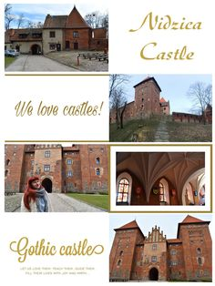 Have you ever heard of the traild of Gothic Castles in Poland? Time to discover their history! Let's start from Nidzica. Check my content!
