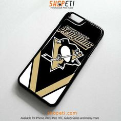PITTSHBURGH PENGUINS Ice Hockey Team NHL Case for iPhone Galaxy HTC iPad iPod