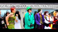 Silicon Valley Comic Con 2016 Cosplay Music Video Music Video Posted on http://musicvideopalace.com/silicon-valley-comic-con-2016-cosplay-music-video/