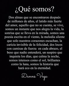 ¿Qué somos? ... The Words, Quotes For Him, Cute Quotes, Frases Love, Amor Quotes, Quotes En Espanol, Just For You, Love You, This Is Your Life