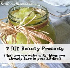 7 Healthy DIY Beauty Products & Recipes | Wellness Mama