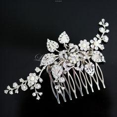 Harlow Vine Bridal Hair Comb