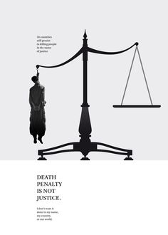 Poster - Death Penalty 1