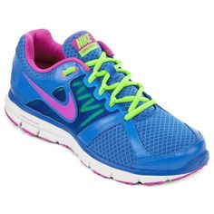 brand new 169e9 b5559 Nike Lunar Forever 2 Blue Lime Pink Ladies Running Shoes  runningshoes  Cheap Running