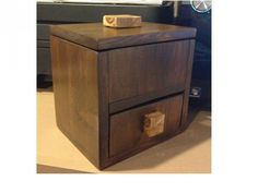 1-Board Trinket Box from Cedar Fence Picket | Do It Yourself Home Projects from Ana White