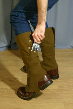 Hey, I found this really awesome Etsy listing at https://www.etsy.com/listing/171258818/reversible-gaiters-with-stash-pockets