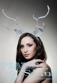 how to make wearable antlers - Google Search