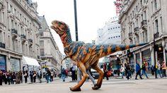 T. Rex in London
