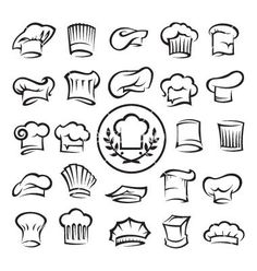 chef jacket hat tattoo - Google Search