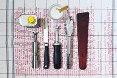 Kit minimaliste pour cuisiner en vacances sur Chocolate & Zucchini en VF