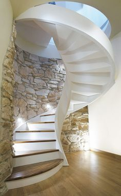 Rizzi spiral #staircase