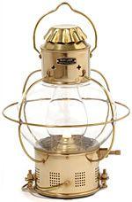 日本船燈株式会社/燈:ストーブ・ランプのご案内-マリン:灯油ランプ