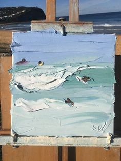 Check out 'Copacabana Surf Study 1 by Sally West at KAB Gallery Sally West, Beach Paintings, Color Studies, Acrylics, Paint Colors, Surfing, Art Pieces, Around The Worlds, Sketch