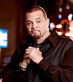 Renowned comedian and actor Sinbad returns to Las Vegas and The Orleans Showroom on August 16 and 17.