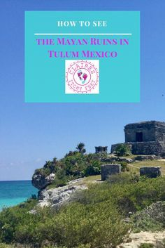 Planning a trip to the #Yucatan Peninsula in Mexico? Don't skip Tulum, and don't skip visiting the #Mayan Ruins. If I had to choose a favourite Mayan Ruin site it would have to be #Tulum Ruins.