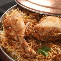 """""""If there is such a thing as foods of the God, it is undoubtedly the biryani. The magic of biryani lies in the way rice is transformed into something ambrosial."""" - Pratibha Karan Biryani, an evergreen classic, really needs no introduction. It's aromatic,. Fish Biryani, Biryani Chicken, Chettinad Chicken, Indian Snacks, Indian Food Recipes, Asian Recipes, Indian Appetizers, Arabic Recipes, Curry Dishes"""