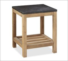 Pottery Barn - Connor Side Table - Woodworking Plans