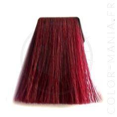 coloration cheveux rouge vampire red manic panic color mania - Coloration Rose Permanente